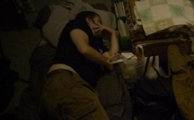 018 Somos slept