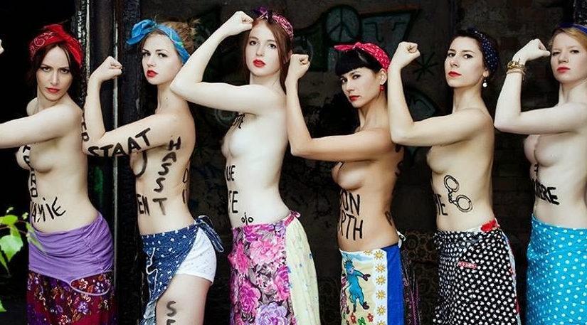 031 ¡Qué ricas las feministas!, feat. Gabriel Nuñez