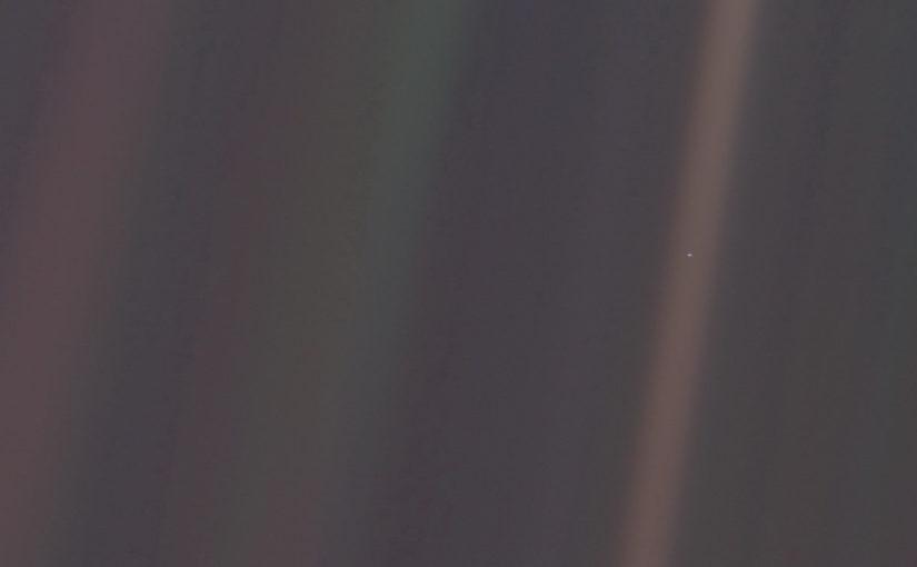 115 Pale Blue Dot (Coronavirus Chronicles, I)