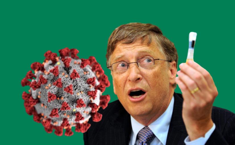 180 ¿Qué tan difícil fue para Bill Gates poner el microchip en la vacuna? feat. Carlos Sanz