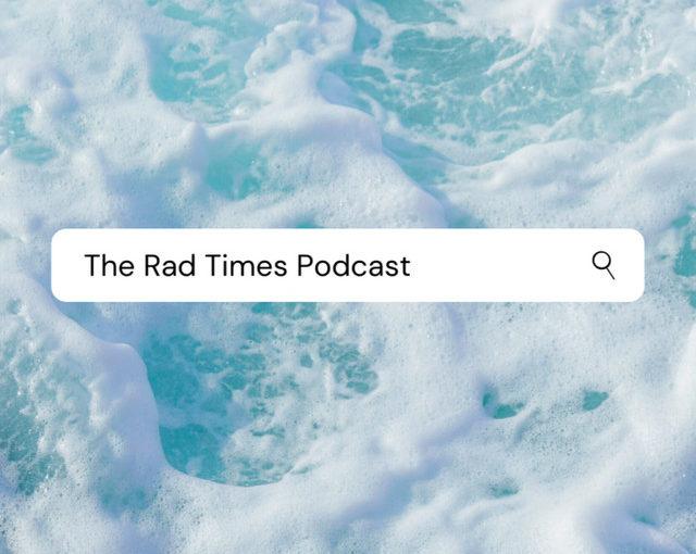 196 The Rad Times, feat. Andrés Villalobo
